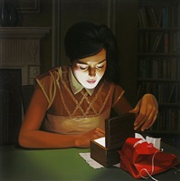 the gift by mark stock
