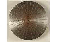 disque de feu tournant by bernard aubertin