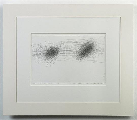 untitled (subway drawing) by william anastasi