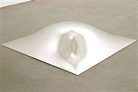 pregnant square by anish kapoor