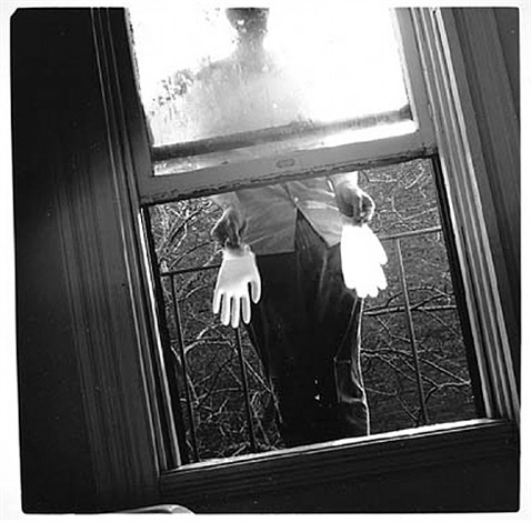 untitled, providence, rhode island (p.245) by francesca woodman