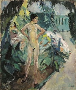a grey day by leo putz