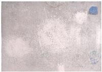 abstracto en grises y azules by luis feito lópez
