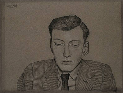 lucian freud drawings by lucian freud