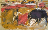 untitled by elaine de kooning