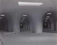 study for tunnels by james casebere