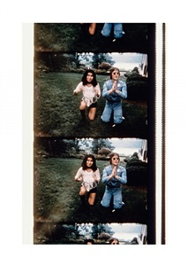 john and yoko, june 12, 1971 by jonas mekas