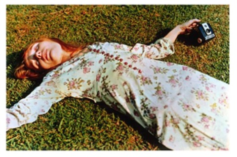 girl by william eggleston