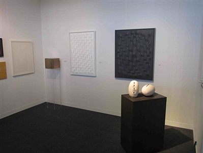 the armory show: pier 92, booth #208