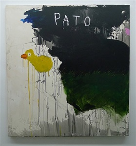 untitled (pato) by marcelo viquez