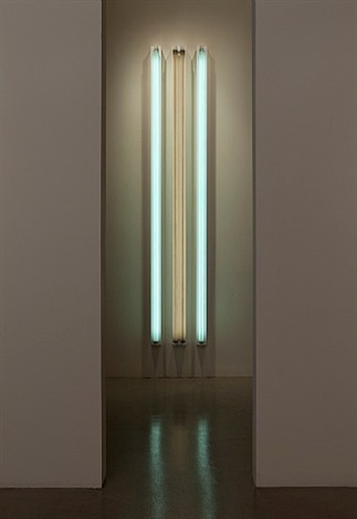 #4 x 8ft. four fold by robert irwin