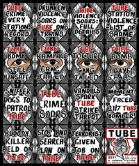 tube by gilbert and george