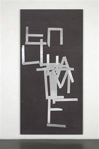 untitled (mdf #1) by matias faldbakken