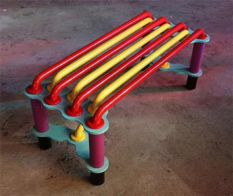 bench by jim drain
