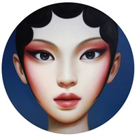 china girl by zhang xiangming