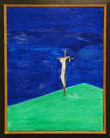 crucifixion june by craigie aitchison