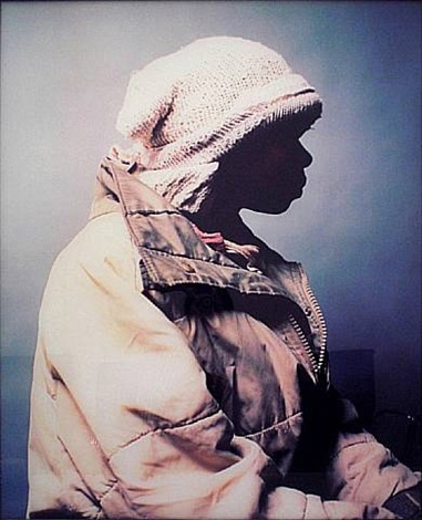 nomads (payne) by andres serrano