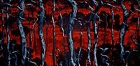 bosque rojo by josé garcía cordero