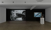 section cinema by marcel broodthaers