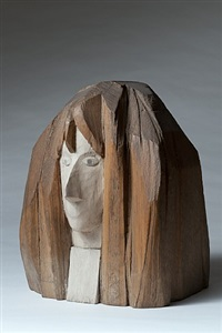 head of mary frank by anne arnold