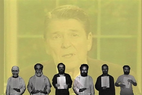 hostage: the bachar tapes (english version) by walid raad