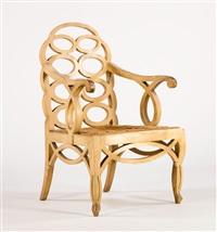 armchair by edwin henry lutyens