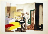 interior (p.a.) by richard hamilton