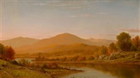 the white mountains by charles wilson knapp