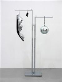 lexus sculpture by josephine meckseper