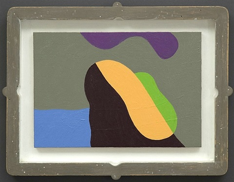 expand upon, #11 by frederick hammersley