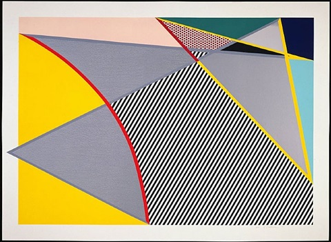 imperfect, 223 by roy lichtenstein