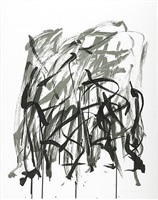 brush 1 by joan mitchell