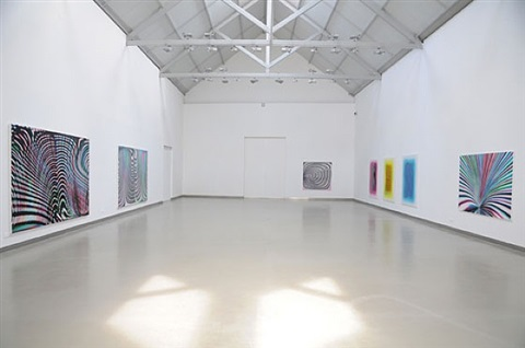 exhibition view by peter zimmermann