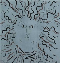 visage by jean cocteau