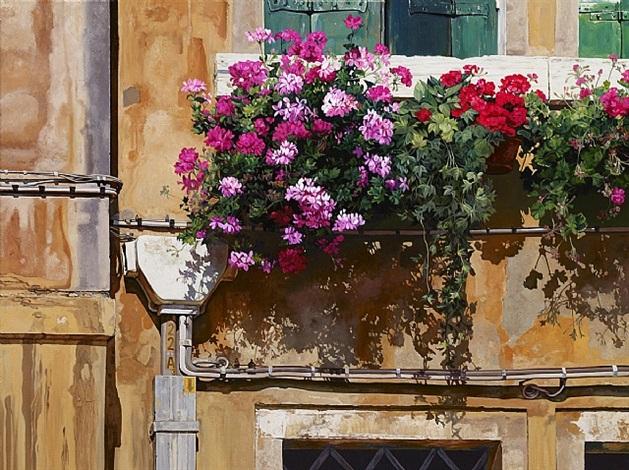 davanzale (window sill) by jb berkow