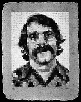 robert manipulated by chuck close