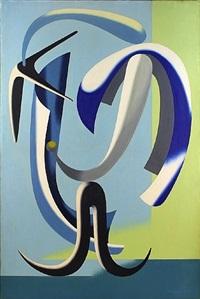untitled, new york, may 9, 1936 by charles joseph biederman