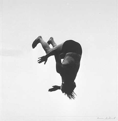 pleasures and terrors of levitation no.58 by aaron siskind