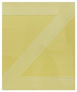 anxiety and the horse, z by gary hume