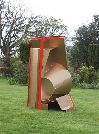 slow march by anthony caro