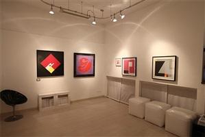 vue de l'exposition by bruno munari