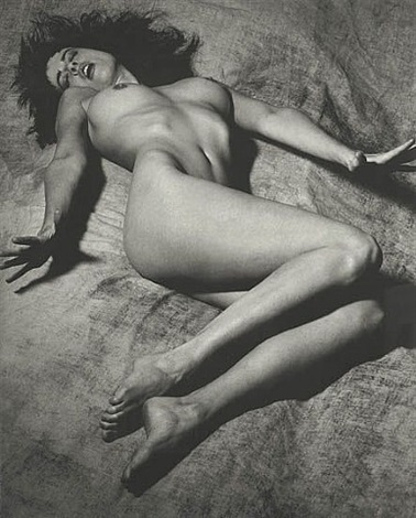 nude, new york city by albert watson
