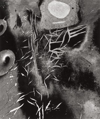 old cadillac by brett weston