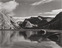 lake tenaya by edward weston