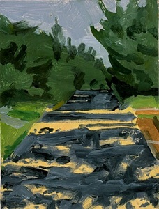 road by alex katz