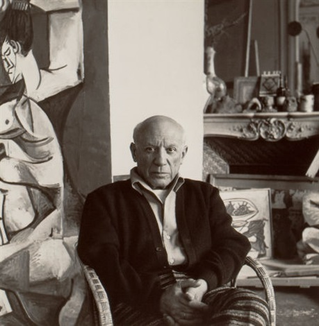 pablo picasso cannes by lee miller