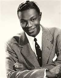 nat king cole at ciros (+ nat king cole; 2 works) by sid avery