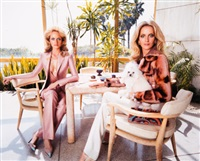 (untitled) from four days in la: the versace pictures by steven meisel