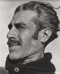 manuel galvan, mexico by edward weston