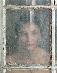 through the looking-glass by elina brotherus